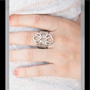 Breathe It All In (Silver Ring)